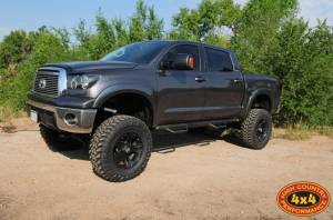 "HCP 4x4 Vehicles - 2011 TOYOTA TUNDRA WITH  7"" BDS SUSPENSION LIFT & 3"" BODY LIFT"