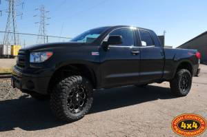 "HCP 4x4 Vehicles - 2012 TOYOTA TUNDRA BDS 4.5"" SUSPENSION LIFT (BUILD#44110)"