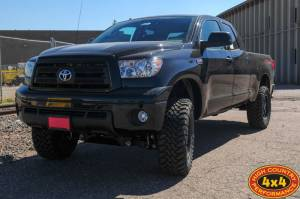 "HCP 4x4 Vehicles - 2012 BLACK TUNDRA 4.5"" BDS LIFT"