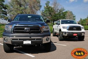 "HCP 4x4 Vehicles - 2012 TOYOTA TUNDRAS BDS 4.5"" SUSPENSON LIFTS (BUILD#45651)"
