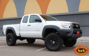 "HCP 4x4 Vehicles - 2013 TOYOTA TACOMA W/ KING CUSTOM 4"" SUSPENSION (BUILD #49036)"