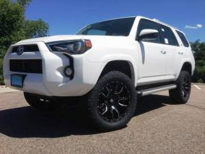 HCP 4x4 Vehicles - 2014 TOYOTA 4RUNNER TOYTEC BOSS SUSPENSION