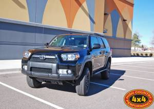 "HCP 4x4 Vehicles - 2012 TOYOTA 4RUNNER WITH 3"" TOYTEC SUSPENSION - Image 1"