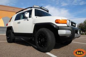 HCP 4x4 Vehicles - 2010 TOYOTA FJ CRUISER RIGID INDUSTRIES LED LIGHTS