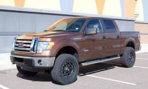 "HCP 4x4 Vehicles - 2014 F150 4.5"" SUSPENSION"