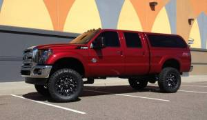 "HCP 4x4 Vehicles - 2015 FORD F350 SUPERDUTY BDS 6"" SUSPENSION LIFT 37"" TOYO M/T TIRES"