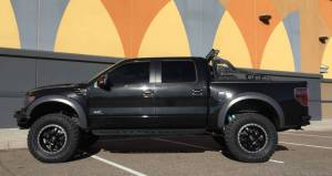 "HCP 4x4 Vehicles - 2014 FORD RAPTOR 4"" BDS SUSPENSION W/ KING COILOVERS"