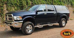 HCP 4x4 Vehicles - 2012 DODGE RAM 2500 POWER WAGON W/ LEVELING KIT