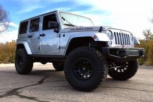 "HCP 4x4 Vehicles - 2017 JKU Hard Rock Edition, AEV 4.5"" RS Suspension, 37"" Toyo MT"