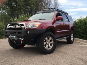 "HCP 4x4 Vehicles - 2008 TOYOTA 4RUNNER TOYTEC BOSS 3"" COILOVER SUSPENSION LIFT"