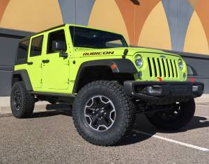 "HCP 4x4 Vehicles - 2016 JEEP JKU HARD ROCK EDITION AEV 3.5"" SC SUSPENSION ON 35"" NITTO RIDGE GRAPPLERS - Image 1"