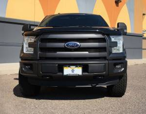 HCP 4x4 Vehicles - 2015Ford F150 Lariat King Coilover Suspension