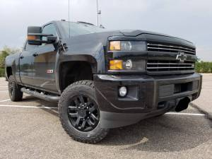 HCP 4x4 Vehicles - 2016 Chevy HD2500 ReadyLift Leveling kit w/ Cognito UCA's Bilstein Shocks (Build#82335)