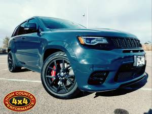 HCP 4x4 Vehicles - 2018 Jeep Grand Cherokee SRT8 Eibach Lowering kit