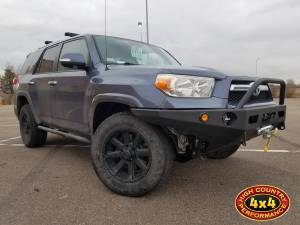 HCP 4x4 Vehicles - 2010 TOYOTA 4RUNNER DEMELLO SINGLE HOOP BUMPER (BUILD#84211)