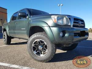 "HCP 4x4 Vehicles - 2010 TOYOTA TACOMA TOYTEC 3"" SPACER LIFT KIT WITH SPC UPPER CONTROL ARMS (BUILD#83609)"