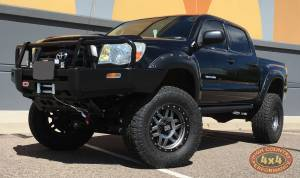 "HCP 4x4 Vehicles - 2015 TOYOTA TACOMA BDS 6"" SUSPENSION LIFT"