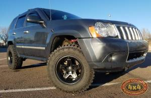 HCP 4x4 Vehicles - 2008 JEEP GRAND CHEROKEE WK OLD MAN EMU LIFT KIT WITH JBA UPPER CONTROL ARMS (BUILD#84674)