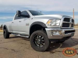 HCP 4x4 Vehicles - 2016 DODGE RAM 3500 AIRLIFT REAR AIR BAGS WITH WIRELESS SYSTEM (BUILD#85152)