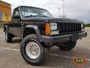 "HCP 4x4 Vehicles - 1988 CHEROKEE COMANCHE BDS 3"" SUSPENSION WITH TERAFLEX TRAC BAR (BUILD#80660)"