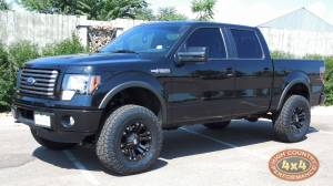 "HCP 4x4 Vehicles - 2014 FORD F150 4.5"" SUSPENSION"