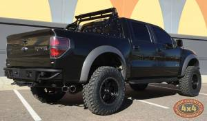 "HCP 4x4 Vehicles - 2014 FORD RAPTOR 4"" BDS SUSPENSION W/ KING COILOVERS (BUILD#71056) - Image 1"
