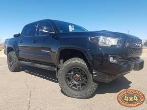 "HCP 4x4 Vehicles - 2017 TOYOTA TACOMA LEVELED W/ BILSTEIN 5100 STRUTS AND 1"" REAR BLOCKS (BUILD#85587) - Image 1"