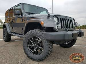 "HCP 4x4 Vehicles - 2017 JEEP JK SMOKEY MOUNTIAIN EDITION AEV 2.5"" SUSPENSION (BUILD#82941) - Image 1"