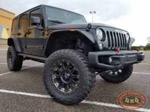 "2017 JEEP JKUR AEV 3.5"" SUSPENSION WITH  35"" NITTO TRAILGRAPPLER M/T TIRES (BUIILD#80431) - Image 1"