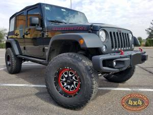 "HCP 4x4 Vehicles - 2017 JEEP JKUR AEV 3.5"" SUSPENSION WITH AEV TIRE CARRIER (BUILD#82744/82361)"