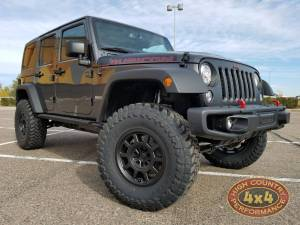 "HCP 4x4 Vehicles - 2017 JEEP JKU AEV 3.5"" RS SUSPENSION WITH RESERVOIRS ON 35"" TOYO M/T TIRES (BUILD#83569) - Image 1"
