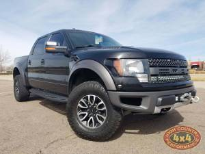 HCP 4x4 Vehicles - 2012 FORD RAPTOR AFTERMARKET ORACLE AND PUTCO LED LIGHTING (BUILD#85474)