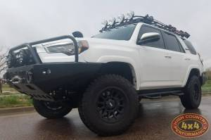 "HCP 4x4 Vehicles - 2017 TOYOTA 4RUNNER TOYTEC BOSS 3"" COILOVER SUSPENSION WITH SPC UCA'S SNORKEL AND LOCKERS (BUILD#84691)"
