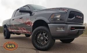 "HCP 4x4 Vehicles - 2012 RAM 3500 CARLI 3"" COMMUTER KIT ON 37'S (BUILD#86111) - Image 1"