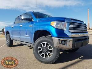 "HCP 4x4 Vehicles - 2016 TOYOTA TUNDRA TOYTEC 3"" BOSS SUSPENSION WITH SPC UCA'S (BUILD#85287) - Image 1"