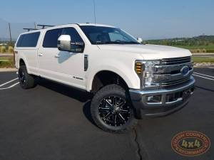 "HCP 4x4 Vehicles - 2018 FORD F250 CARLI 2.5"" LEVELING KIT WITH TRACK BAR ON 35"" TOYO A/TII TIRES (BUILD#86668) - Image 1"