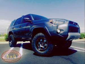 """HCP 4x4 Vehicles - 2018 TOYOTA 4RUNNER TOYTEC LIFTS 3"""" BOSS SUSUPENSION SPC UPPER ARMS ON 33"""" BFGS (BUILD#87517) - Image 1"""