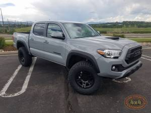 HCP 4x4 Vehicles - 2018 TOYOTA TACOMA FOX 2.5 COILOVERS WITH 2.0 REAR SHOCKS OME MED REAR LEAFS (BUILD#87214) - Image 1