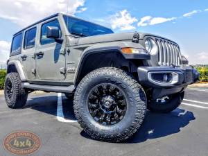 """HCP 4x4 Vehicles - 2018 JEEP JL ICON VEHICLE DYNAMICS 2.5"""" STAGE II SUSPENSION ON 35"""" TOYO A/TII TIRES (BUILD#87609) - Image 1"""