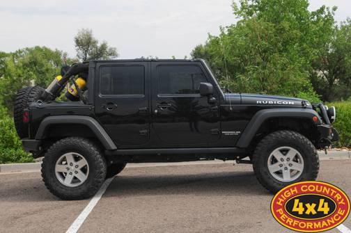 2008 JK Rubicon ARB Bumpers