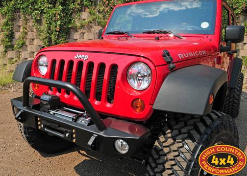 2012 JK Expedition One Bumpers