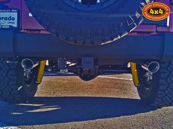 2012 2DR OME + dual exhaust