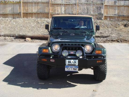 2004 TJ w/ ARB upgrades