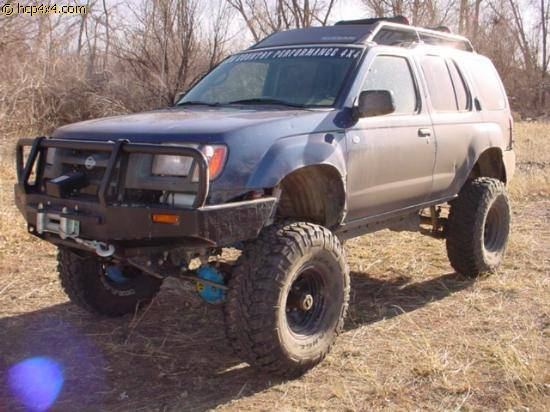 Solid Axle Swap Xterra