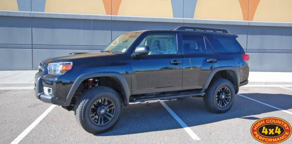 "2012 4Runner w/ ToyTec Lifts Ultimate 3"" lift"