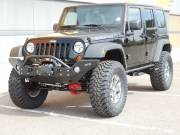 "2013 AEV 4.5"" Suspension with Teraflex Long Arm Upgrade Cover"