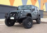 "2014 AEV 3.5"" SC Suspension, Fuel Offroad Wheels AEV Bumpers   Cover"