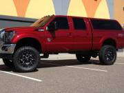 """2015 Ford F350 Superduty BDS 6"""" Suspnesion 37 X 20 Toyo MT Cover"""