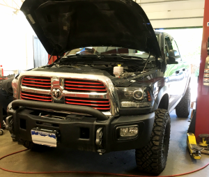 2015 RAM POWER WAGON BUILD