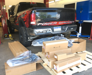2015 RAM POWER WAGON BUILD - Image 7